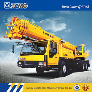 XCMG Official Manufacturer Qy30k5 30ton Truck Crane pictures & photos