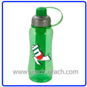 Plastic Travel Water Bottle with Ice Tube Inside (R-1038) pictures & photos