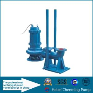 Wq Sewage Power Cutting Sewage Suction with Motor Pump pictures & photos
