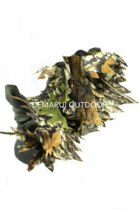 3D Leaf Camouflage Gloves for Outdoor Sports pictures & photos
