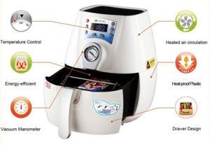 Sublimation Heat Press Transfer 3D Vacuum Machine