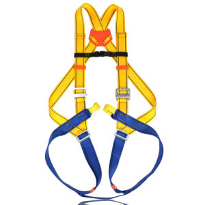 Safety Protection Harness with Webbing Slings pictures & photos