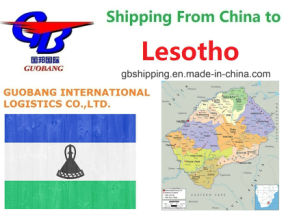 Air Shipping Services From China to Lesotho