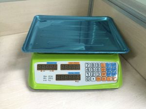 40kg New Fashion Digital Weighing Scales Acs-817 pictures & photos