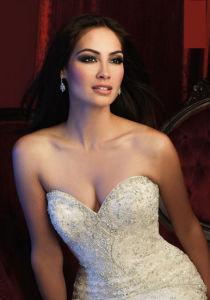 Fabulous Bodice Sweetheart Mermaid Wedding Dress (Dream-100034) pictures & photos