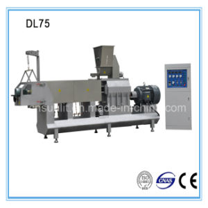 Automatic High Quality Extruded Textured Soya Nuggets Machine pictures & photos