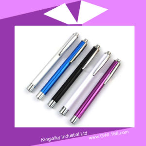 Promotion Advertising Torch Pen with Light (BH-017) pictures & photos