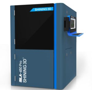 Isla-450 PRO High Resolution Stereolithography 3D Printer pictures & photos
