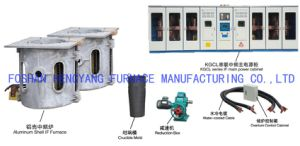 Aluminum Melting Furnace for Metals pictures & photos