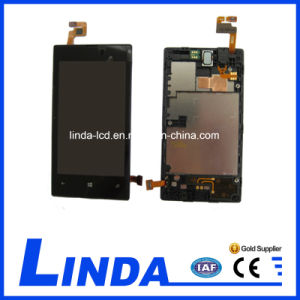 100% Original New LCD for Nokia Lumia 525 LCD pictures & photos