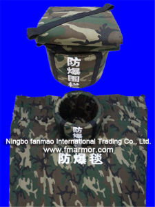 UHMWPE Bomb Suppression Blanket for Public Security pictures & photos