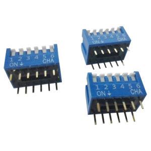 SGS Blue Color DIP Switch