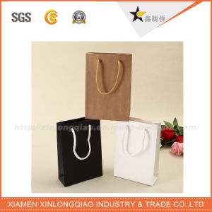 Good Price Eco-Friendly Kraft Paper Bag for Garment pictures & photos