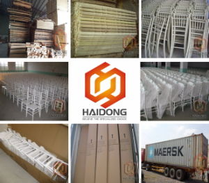 Wholesale Quality White Color Wood Chiavari Wedding Party Chair pictures & photos