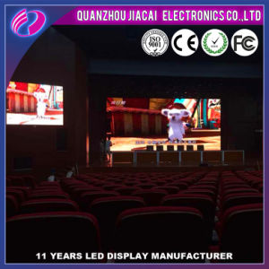 Custom Size Indoor P4.81 Full Color Cheap LED Video Wall on Sale pictures & photos
