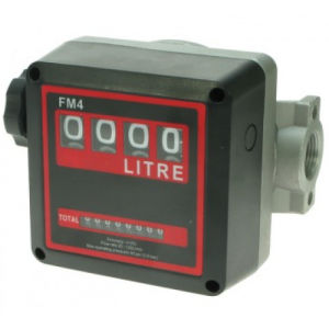 New Design FM4 Diesel Fuel Oil Flow Meter pictures & photos