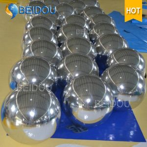 Decorative Inflatable Mini Mirror Silver Gold Red Disco Balls 2m Inflatable Mirror Ball pictures & photos