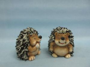 Hedgehog Shape Ceramic Crafts (LOE2530-C7) pictures & photos