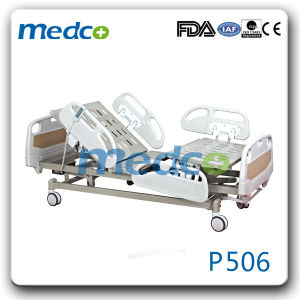 Multi Function Adjustable Electrical Hospital Bed pictures & photos