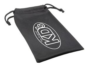 Microfiber Eyeglasses Pouch, Customized Logo Printings Are Accepted, Ideal for Promotions