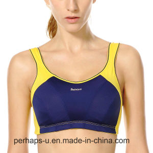 High End Quick-Drying Vest Fitness Sports Bra pictures & photos