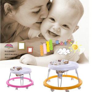 New Wholesale Model Baby Toy Walker with Safety Belt pictures & photos