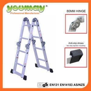 En131 Approved Aluminum Ladder Am0108A