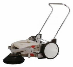 Hand Push Floor Sweeper for Big Area pictures & photos