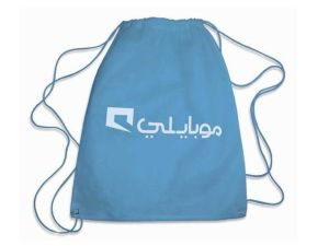 Promotional Nylon Drawstring Bag for Gifts with Printing pictures & photos