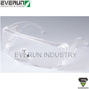 ER9302 CE EN166 Working Goggles Lab Safety Glasses pictures & photos