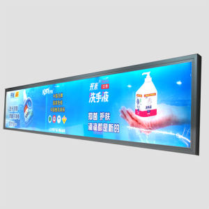 High Brightness Large Size LED Slim Light Panel Display