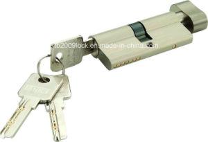 High Quality Brass/Zinc Computer Key Lock Cylinder (C3370-121SN-271SN) pictures & photos