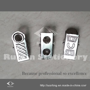 Professional Production Name Badge Clip, ID Card Clip, Badge Clip
