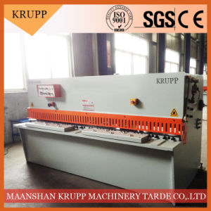4X2500 Hydraulic Guillotine Shearing Machine/Hydraulic Guillotine Shear