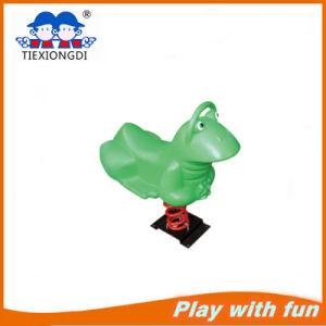 Kids Outdoor Playground Toy Rocking Spring Horse Txd16-16603 pictures & photos