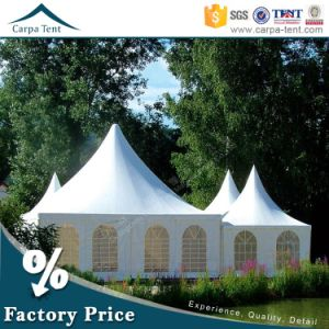 Logo Printing Tent / Advertising Pagoda Tent / Promotion 5X5m Outdoor Pagoda Tents pictures & photos