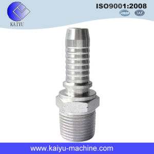 Jb Metric Male Double Use Hydraulic Hose Fitting pictures & photos