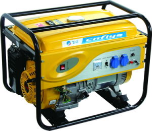 Fy6500-3 Professionl 5kw Gasoline Generator pictures & photos