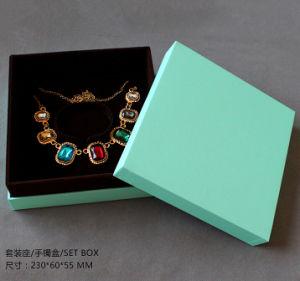 Light blue Necklace Showing Box pictures & photos