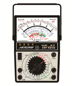 High Quality Analog Multimeter (MF47) with ISO Certified pictures & photos