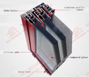 Expert manufacturer of Aluminium Sliding Window (BHA-SW18) pictures & photos