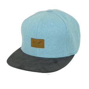 6 Panel Snapback Cap with Embroidery Logo pictures & photos