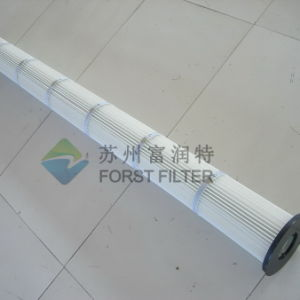 Forst Top Loading Pleated Polyester Filter pictures & photos