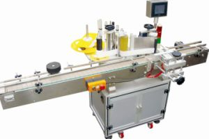 Round Bottle Labeling Machine Non-Stick Labeling Machine pictures & photos