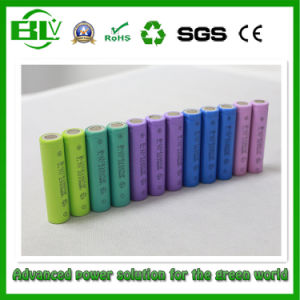 CE UL MSDS Approved 18650 2600mAh 3.7V Lithium Ion Battery pictures & photos