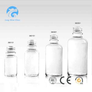 10ml-150ml Clear Glass Liquid Bottle/Dispensing Bottle DIN 18mm Dropper Bottle pictures & photos