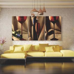 High Quality Home Decoration Painting, Glass Painting, Acrylic Painting, Combine Painting pictures & photos