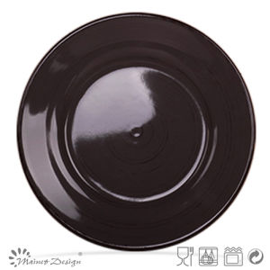 Dark Brown Ceramic 16PCS Dinner Set pictures & photos