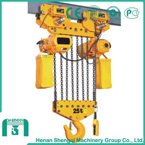 Chain Hoist-50t Capacity High Performance pictures & photos