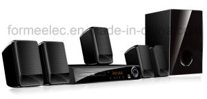 5.1CH DVD Home Theater System with Subwoofer 100W pictures & photos